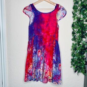 Somedays Lovin Revolve Dress   size XS NWT